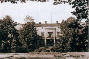 Piaśniki pałac