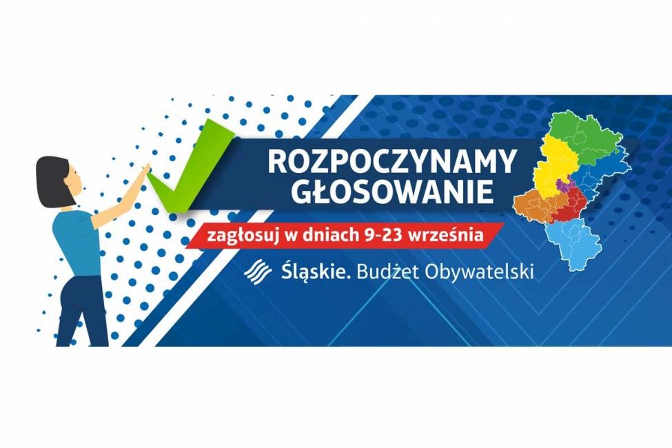 Zagłosuj na świętochłowickie projekty w śląskim budżecie obywatelskim