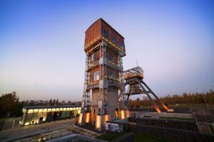 Wieże KWK Świętochłowice