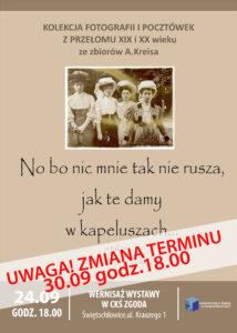 Plakat CKS