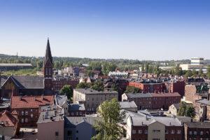 Panorama miasta Świętochłowice