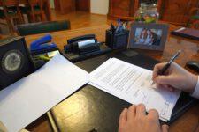 Porozumienie Daniel Beger podpisanie