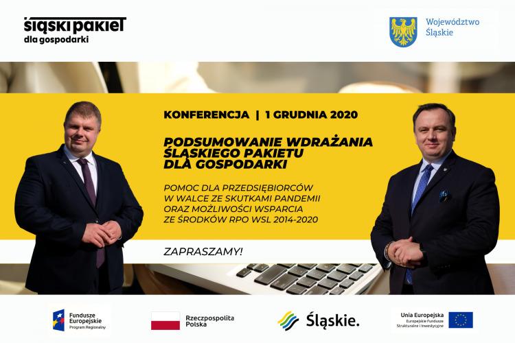 śląski pakiet dla gospodarki konferencja