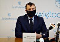 Prezes WFOŚiGW Tomasz Bednarek