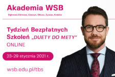 plakat ze zdjęciem Mateusza Grzesiaka