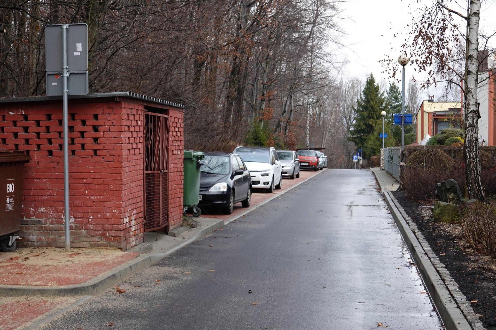 Ulica Wiśniowa