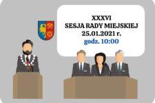 grafika przedstawiająca radnych z datą najbliższej sesji rady miejskiej