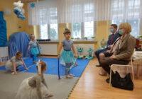 przedstawienie w przedszkolu