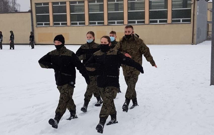 klasa mundurowa II LO
