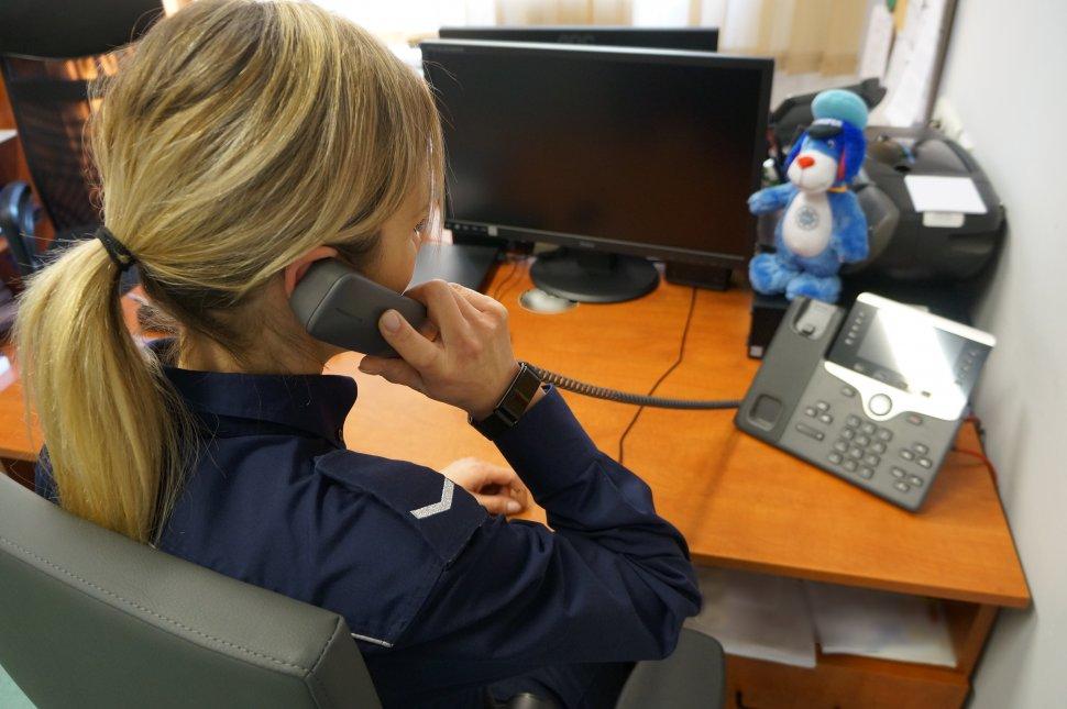 telefoniczna profilaktyka dla seniora - policja miejska