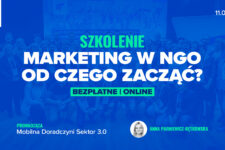 marketing w NGO - od czego zacząć?