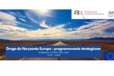Droga do Horyzontu Europa – planowanie strategiczne