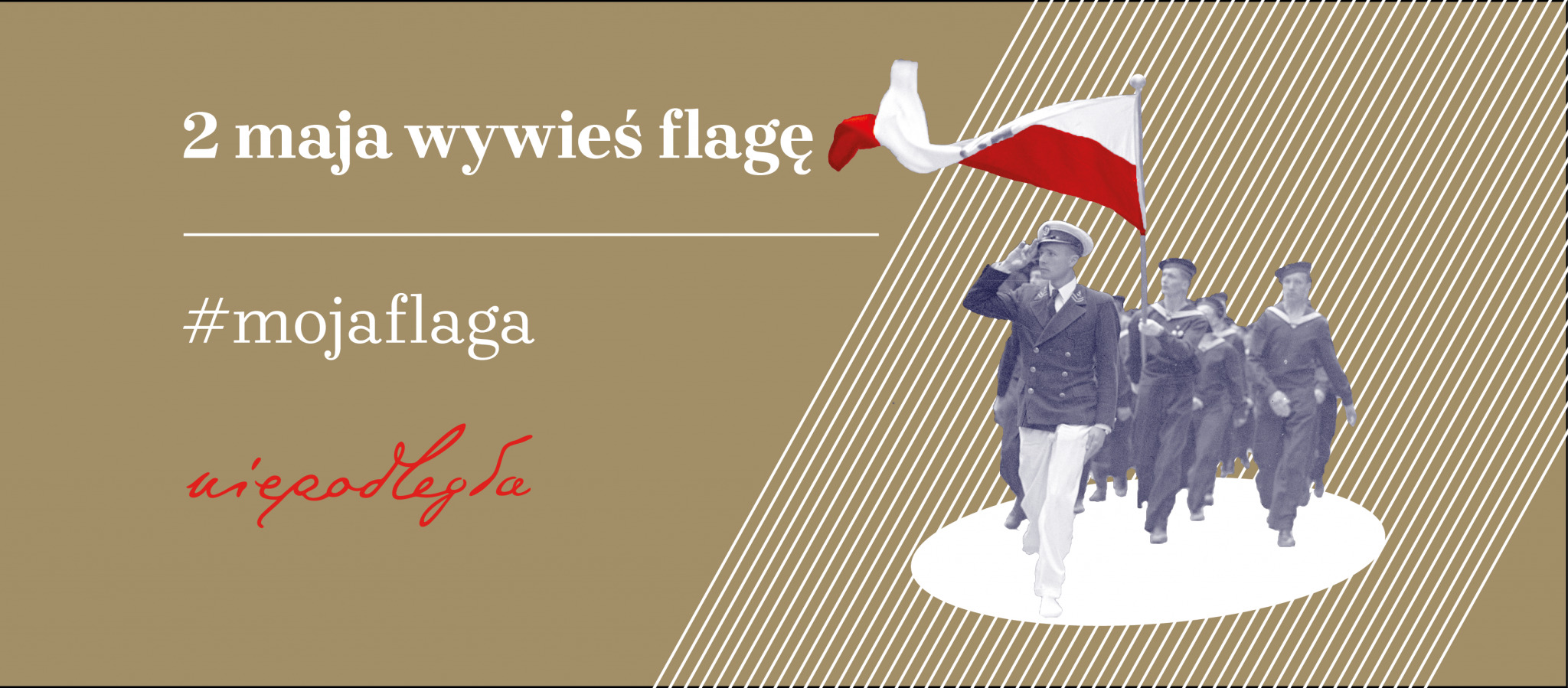 2 maja wywieś flagę!