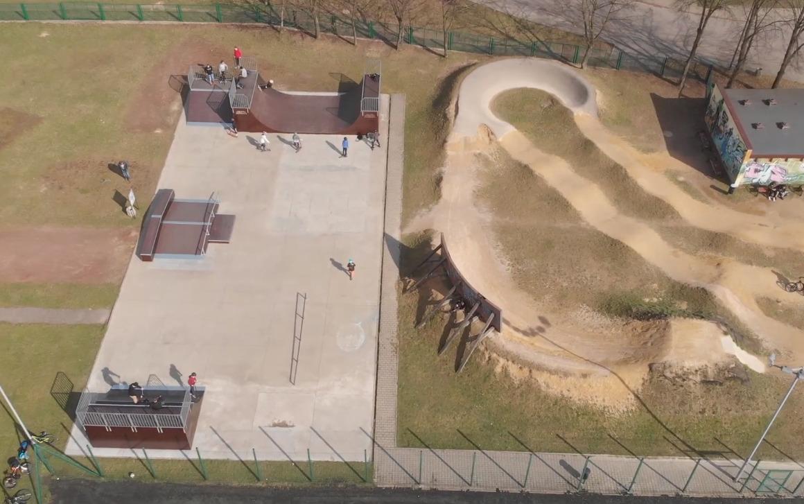 Skatepark Skałka