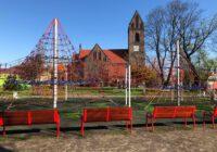 plac zabaw ul. Kościelna