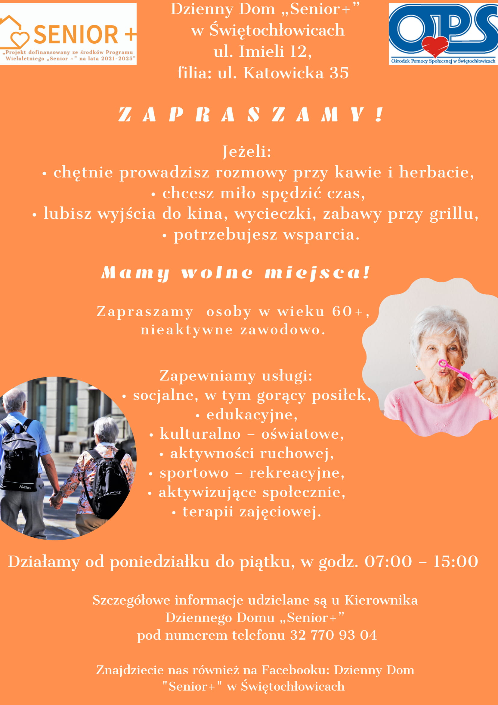 Dzienny Dom Senior +