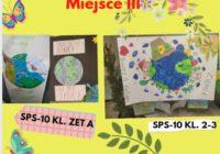 rozstrzygnięcie konkursu ekologicznego sp10