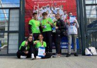 Młodzi świętochłowiczanie wolontariuszami na DME!