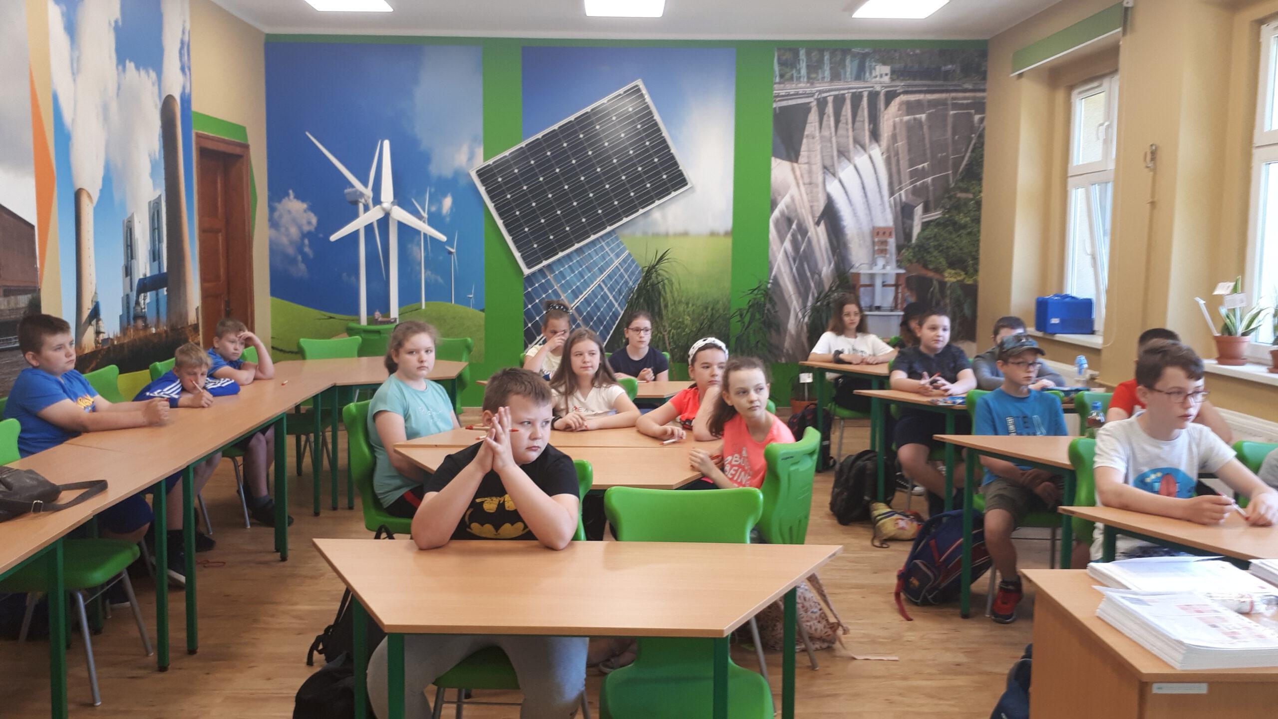 Uczniowie SP17 wzięli udział w badaniu PIRLS 2021