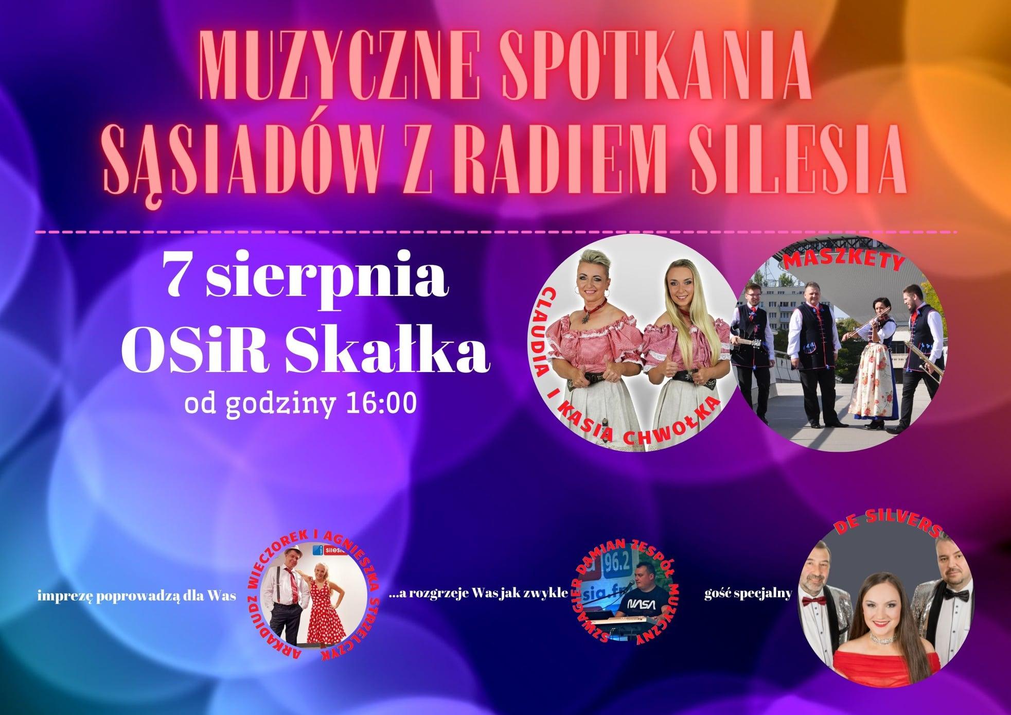 Plakat - OSiR Skałka