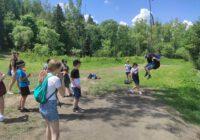 Klasa sportowa z wizytą w Ujsołach