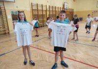Młodzi siatkarze z SP2 odebrali nagrody