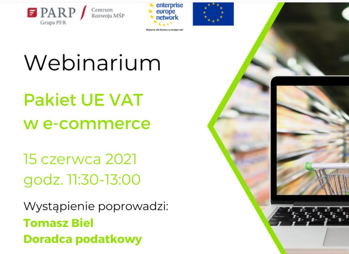 Pakiet UE VAT w e-commerce