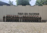 """Powstańczym szlakiem z mundurowymi z """"Reja"""""""