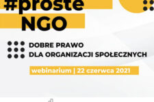 webinar Proste NGO