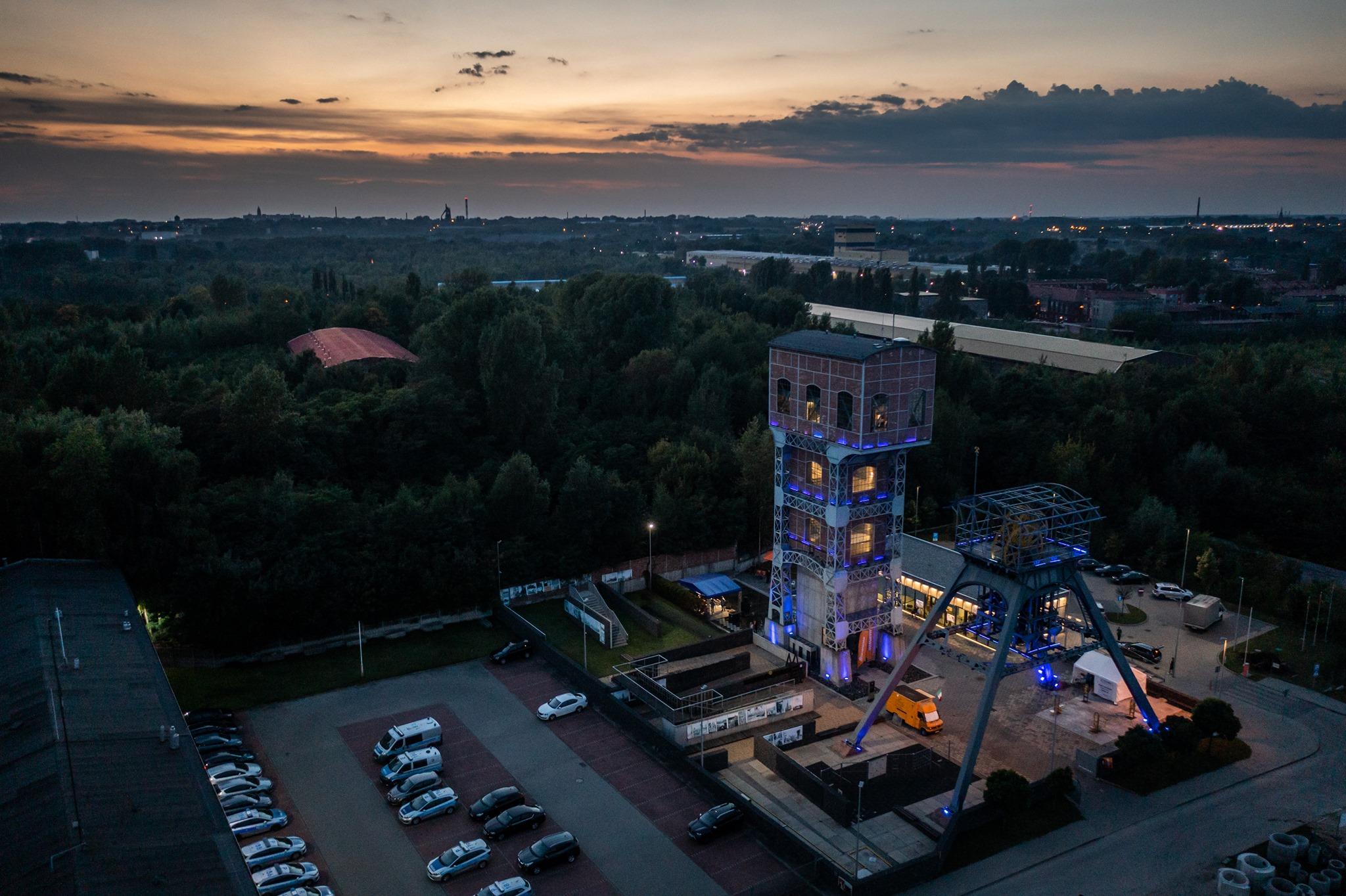 Industriada 2021 pod Wieżami KWK Polska