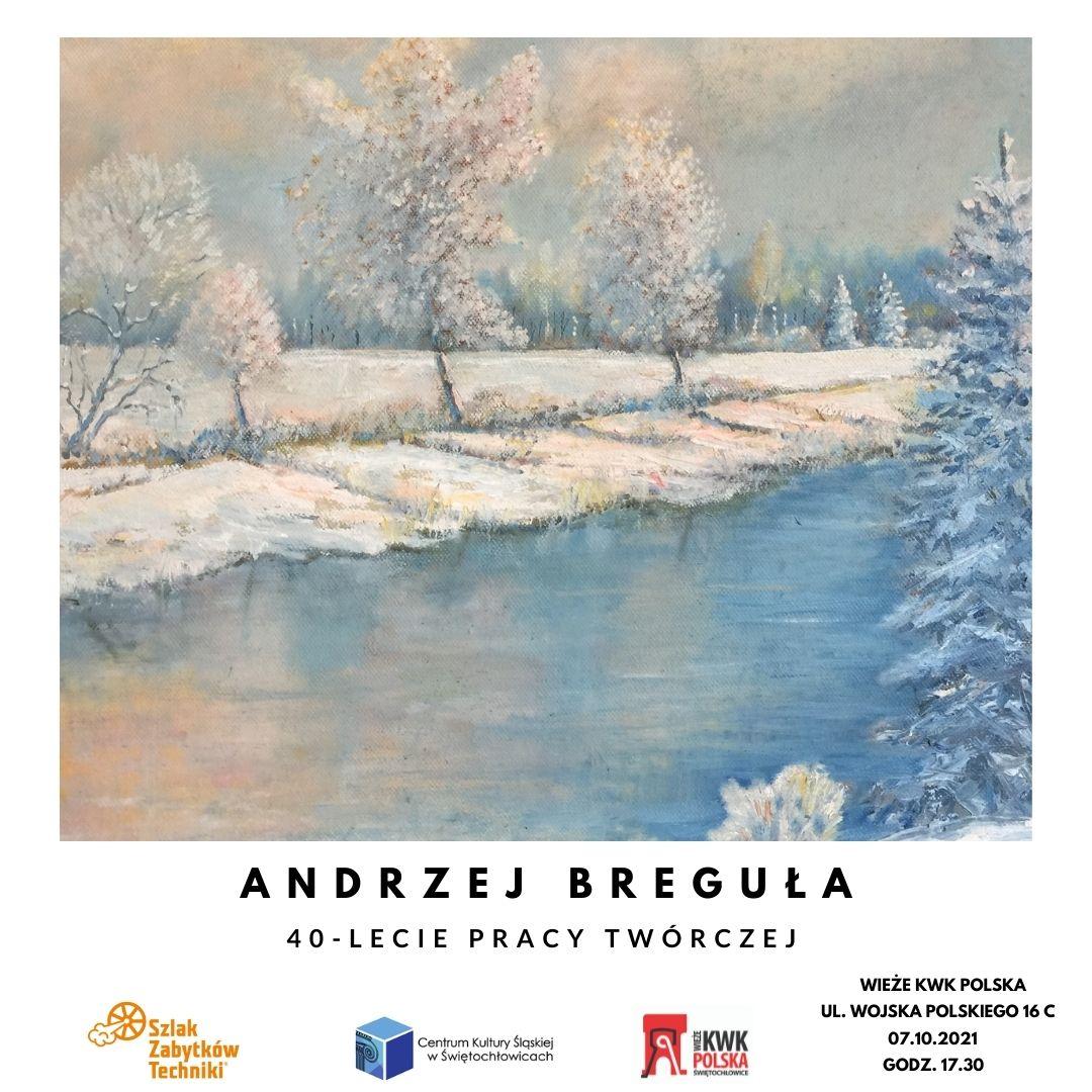 Andrzej Breguła – wystawa obrazów
