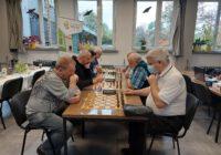 Turniej szachowy dla seniorów